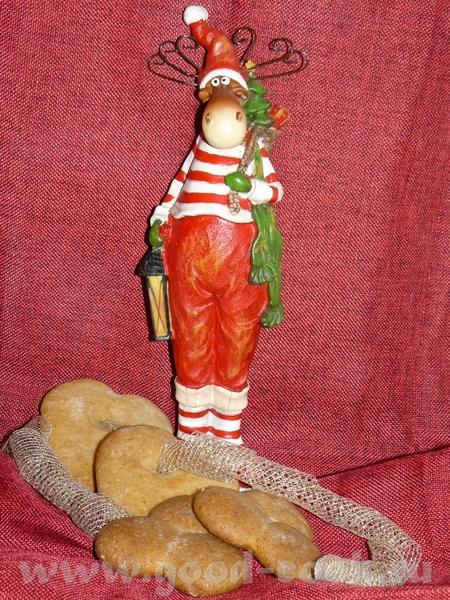 В немецкой рождественской выпечке в названии пряников часто встречается слово перец - Pfeffer (Pfef...