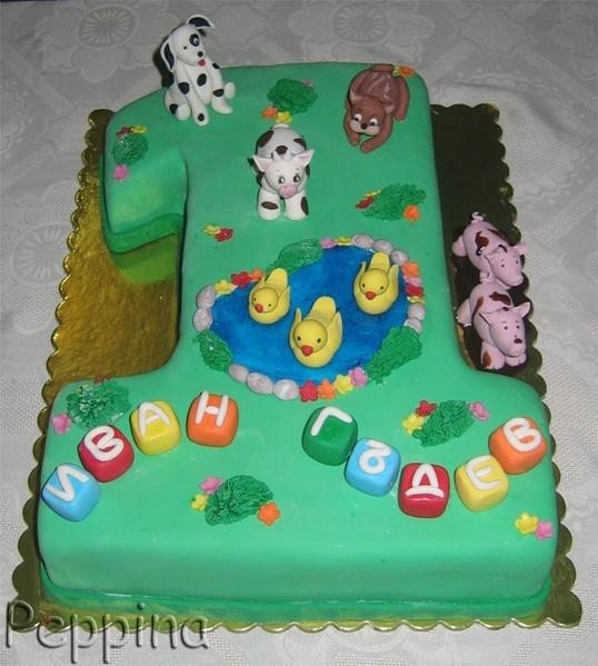 Китти, прелесть А вот и мои последние тортики: - 2