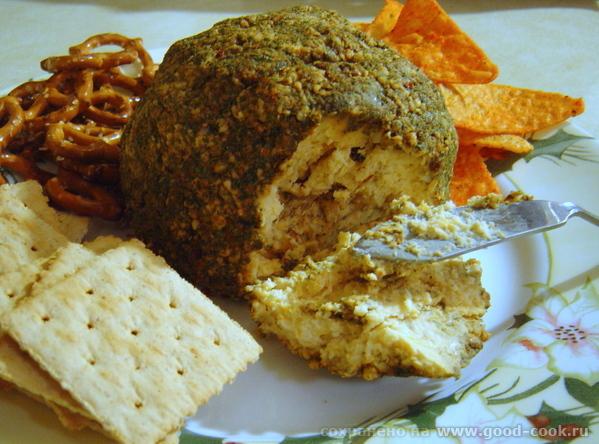 Mary's Cheese Ball (Сырный шар)