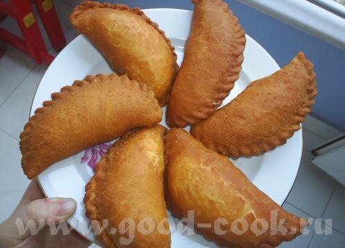 Пирожки с мясом и картошкой Тесто:1,5 ч