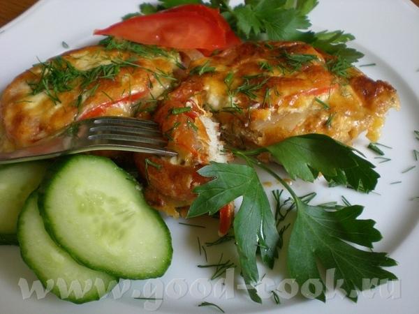 Очень вкусные бифштексы (Minutensteak) в сметанно-сырной заливке - 2