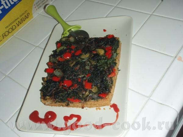 Пирог с овощами Девочки, готовится оченьлегко