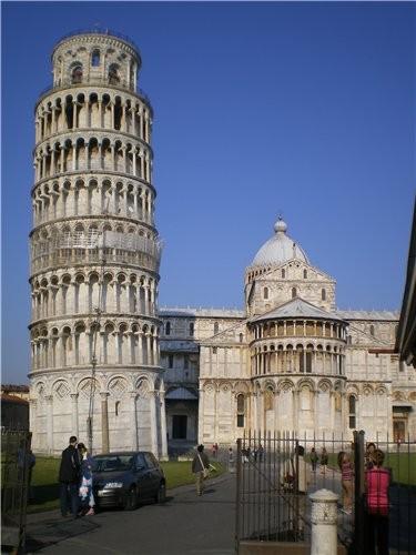 Это вид на Флоренцию со смотровой площади