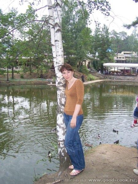 Это еще фото из Челябинска с фотоаппарата сестры, так что тут даже есть я) Дочка с двобродным братом Это снова ЦПКи... - 9