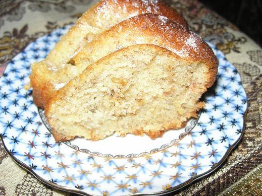 Большое спасибо и за рецепт Банановый кекс с орехами Очень вкусно - 2