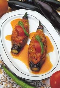 Версия названия: Один из имамов попровал это блюдо и упал в обморок - до того было вкусно