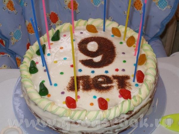 Эти 2 тортика я делала на день рождения сыну- один когда приходили его друзья, второй- когда родств...