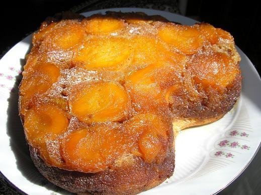 Огромное спасибо за рецепт Перевёрнутый абрикосовый пирог