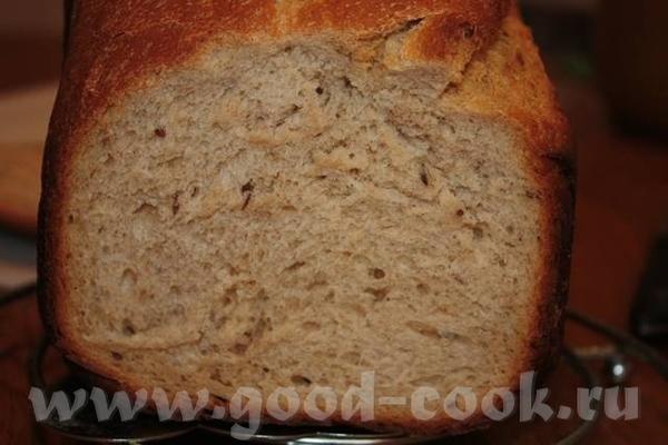 Вот мой первый хлеб с использованием ржаной муки - 2