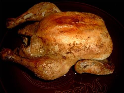 Очень давно хотела эту курицу сделать и вот время пришло