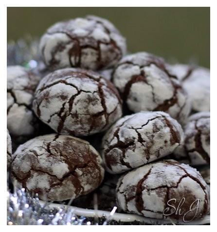 """Шоколадное печенье """"Трюфель"""" Рецепт от Ayn - 2"""