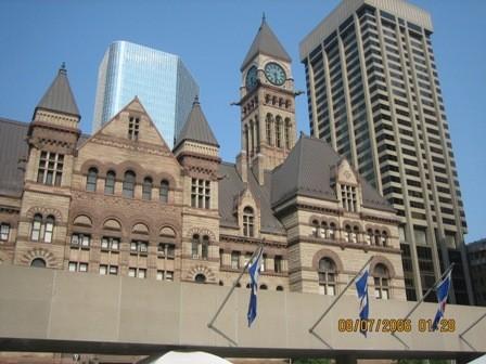 Теперь плавно переместимся в славный город - Торонто - 3