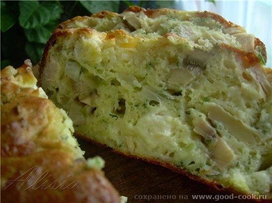 Воздушный кейк быстрого приготовления, отличная альтернатива ужину или обеду - 2