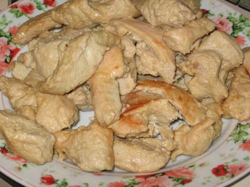 И горячее: Картошка-гриль от Острое чашушули из говядины от Милены и - 4