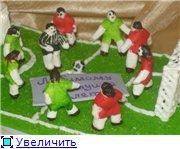 торт ноутбук торт розовый слон торт футбольное поле - 7