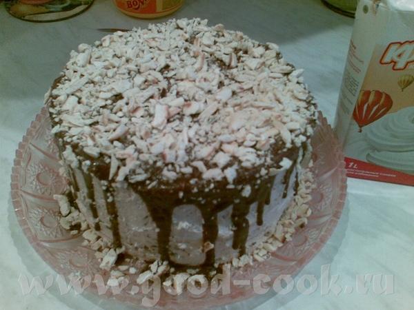Классический торт жозефина рецепт с фото