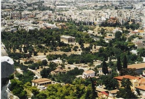 Акрополь-Афины - 6
