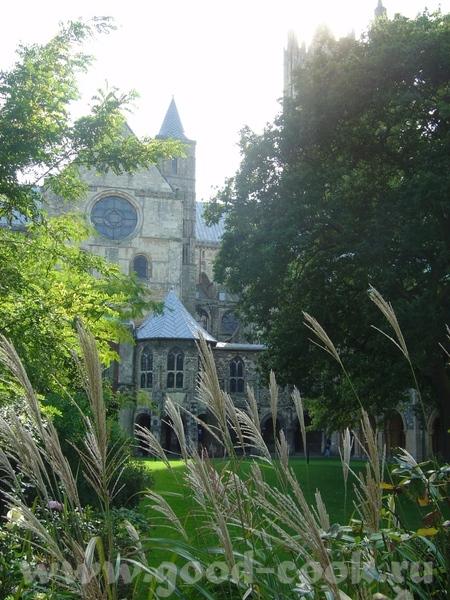 в 4 веке Кент, который сегодня просто один из регионов Англии, гордо назывался королевством, и, пон...