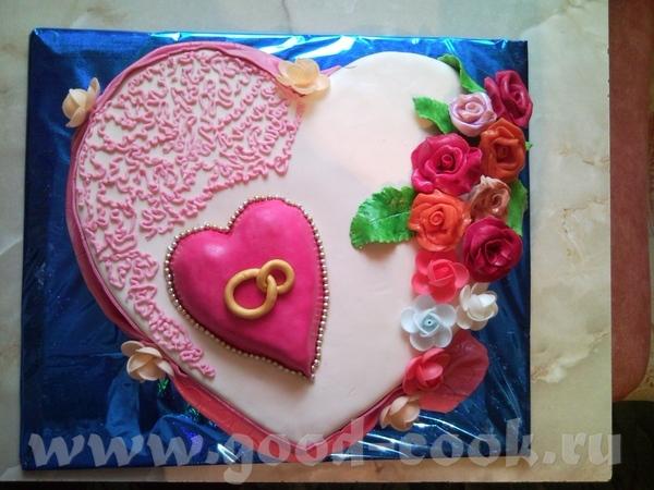 Вот торт, который заказывали