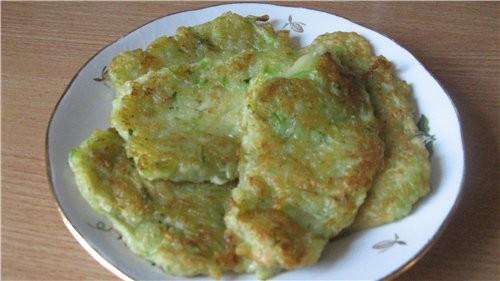 Сегодня на обед готовила суп-пюре из цуккини по рецепту от Татьяны Брихин (на форуме - Tatiana) с г... - 2