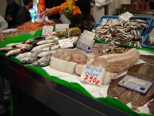 Рынок Пальмы,той самой,которая на Майорке,конечно не сравнится с Барселонским - 2
