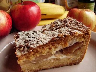 Хочу поделиться вкусненьким, нежненьким пирожком, который в нашей семье очень любят