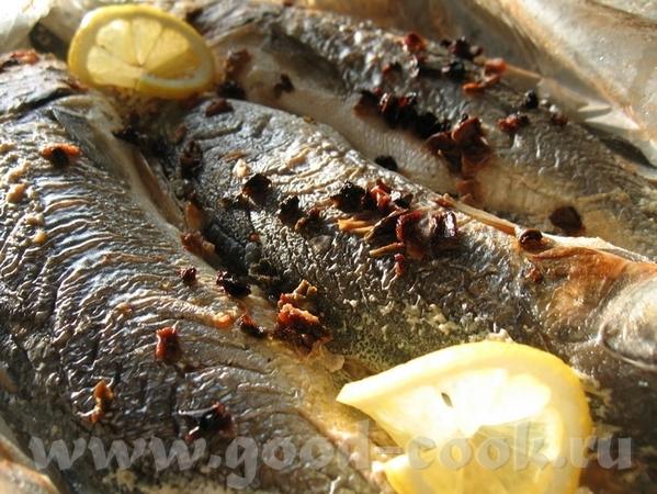 Спасибо, Лариса- за рецепт запечёной рыбы с сушёными кореньями