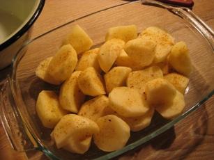 Простая картошка, запечёная в духовке - 2