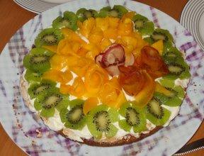 Тортики чудесные, меня на ТАКУЮ красоту не хватает (да и на торт-то раза два в год) У меня стояла з...