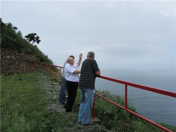 А теперь мы отправились смотреть побережье - 4