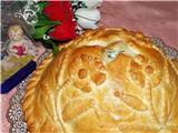 Несладкая выпечка Сырные кексики Пирог с баклажаном,грибами и печенью Рулетики из слоеного теста со... - 2