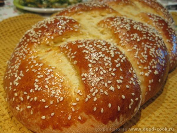 ХАЛА от Красивый, пышный и вкусный хлебушек