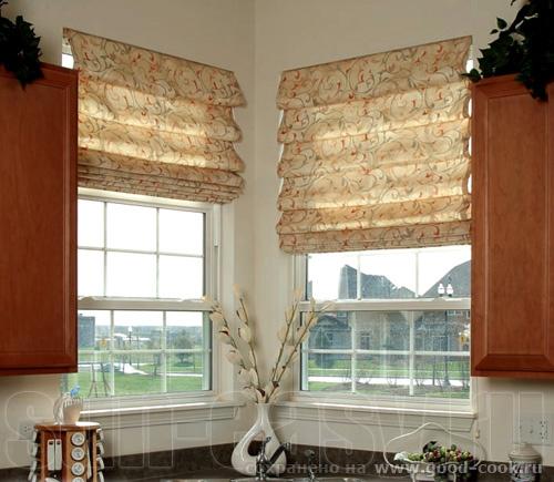 Римские шторы своими руками с выкройками фото 664