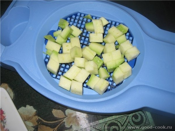 СУП ОВОЩНОЙ ( диетический) Незатейливый, но очень полезный и приятный диетический суп - 5