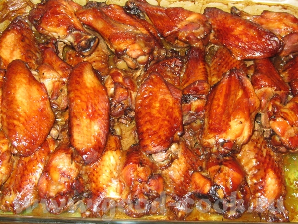 Копчение крылышек в домашних условиях рецепт 410