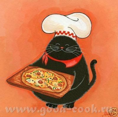 Вот попались черные коты