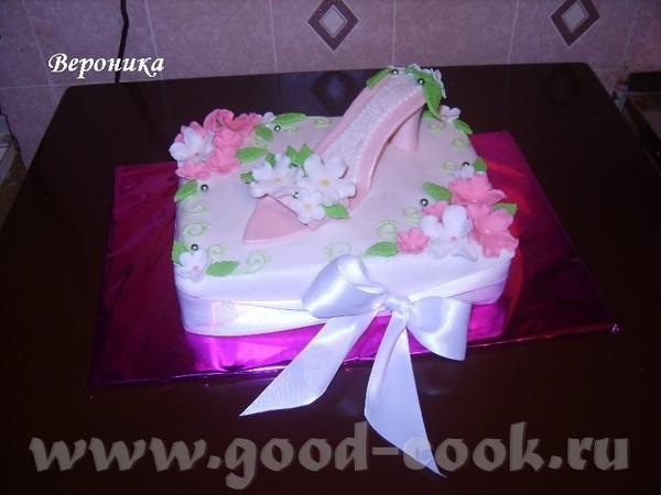 , ну мне тоже не хватало чего то в серединке того торта, но если честно боялась испортить: или пере... - 4