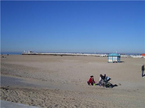 В один из выходных дней мы поехали к Северному морю в город Oostende - 4