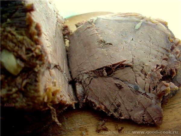 Сегодня предлагаю рецепт приготовления говядины роти, для завтраков, бутербродов, в качестве холодн... - 2