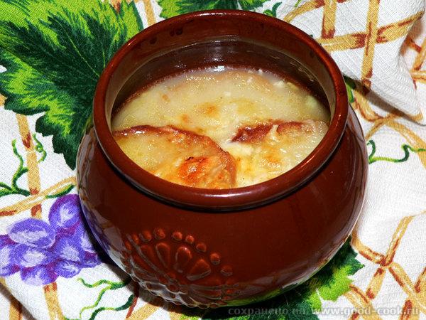 Луковый суп (Homa)