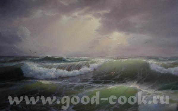 Картины Сергея Коваля