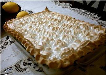 Лимонно-Апельсиновый пай - Belochka