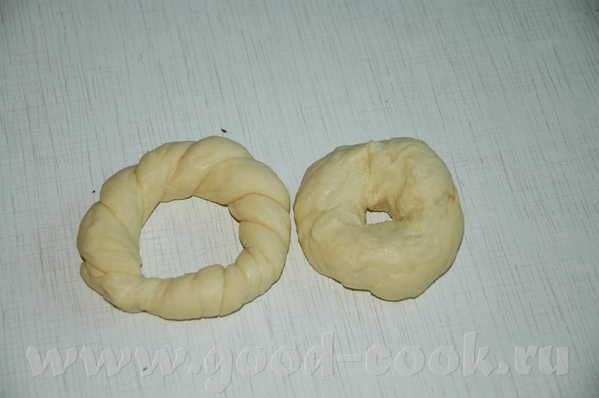 Сдобные булочки (плюшки) - 6