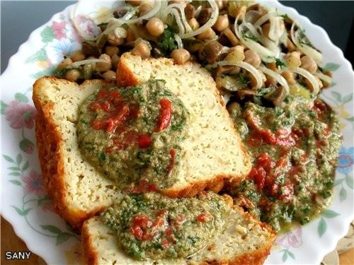 Замечательно вкусный соус, который превращает любое рыбное блюдо в деликатес