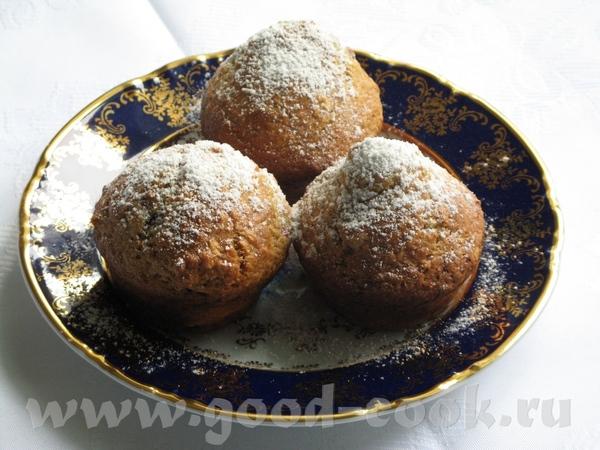 Девочки, угощайтесь ягодно-овсяными маффинами от Ayn Рецепт на хлебной ветке здесь Оригинал рецепта...