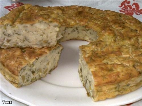 Голубец ленивый Капустные шницели Сырная запеканка с картофелем и оливками Блинчики на картофельно-... - 3