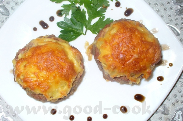 Блюда из пюре с фаршем в духовке рецепты