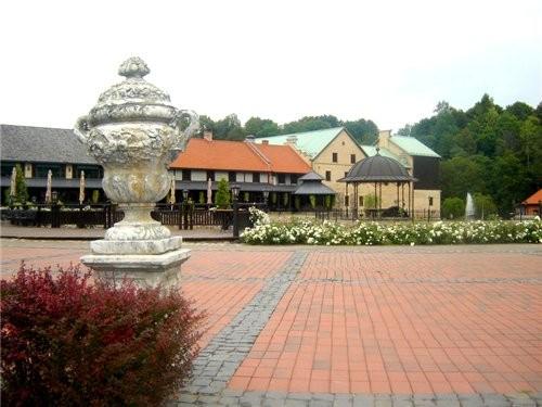 """Еще одна поездка просто в """"красивое место"""" - парк Бельмонт"""