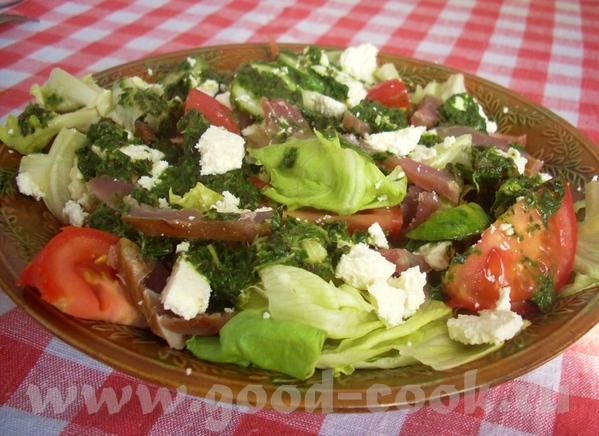 очередной салатик для вечных диетчиков и для просто любителей лёгких закусок