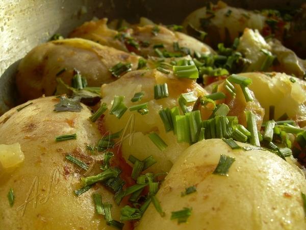 Я картошку обязательно пробуй